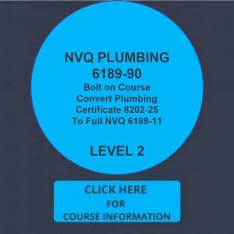 NVQ 6189-90 Course Logo